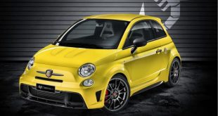 fiat abart biposto yellow 1 310x165 2019 Abarth 124 Rally Tribute Special Edition in Genf