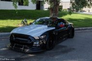ford mustang tuning stage3 performance 1 190x127 Stage 3 Performance Widebody Ford Mustang