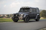 mansory gronos tuning new 10 190x127 Mansory Gronos G63 AMG Black Edition mit 828PS