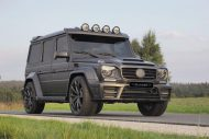 mansory gronos tuning new 11 190x127 Mansory Gronos G63 AMG Black Edition mit 828PS
