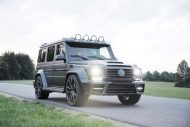 mansory gronos tuning new 12 190x127 Mansory Gronos G63 AMG Black Edition mit 828PS