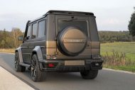 mansory gronos tuning new 13 190x127 Mansory Gronos G63 AMG Black Edition mit 828PS