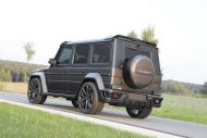 mansory gronos tuning new 14 190x127 Mansory Gronos G63 AMG Black Edition mit 828PS