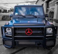 modern family actress ariel winter goes custom on her g wagon 2 190x178 West Coast Customs Mercedes G63 AMG für Ariel Winter