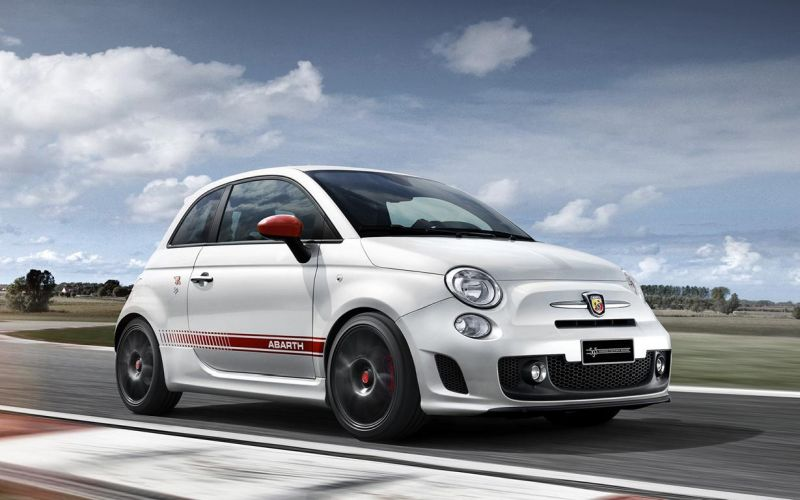 newabarth001 tuning595 1 Abarth Fiat 595 Yamaha Factory Racing Edition