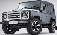 overfinch 111 tuning car 1 190x118 Land Rover Defender 40th Anniversary von Overfinch