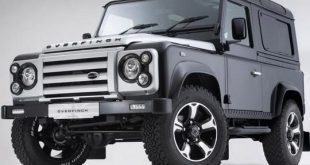 overfinch 111 tuning car 1 310x165 Land Rover Defender 40th Anniversary von Overfinch