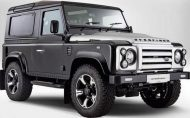 overfinch 111 tuning car 2 190x118 Land Rover Defender 40th Anniversary von Overfinch