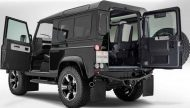 overfinch 111 tuning car 3 190x108 Land Rover Defender 40th Anniversary von Overfinch