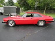 pro street jaguar xjs is street legal powered by 3 190x143 zu verkaufen: Pro Street Jaguar XJS mit Chevy V8 Big Block