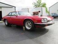 pro street jaguar xjs is street legal powered by 5 190x143 zu verkaufen: Pro Street Jaguar XJS mit Chevy V8 Big Block
