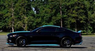 richard pettys shop customized this 2015 ford 6 310x165 Petty's Garage   2015er Ford Mustang GT Verlosung