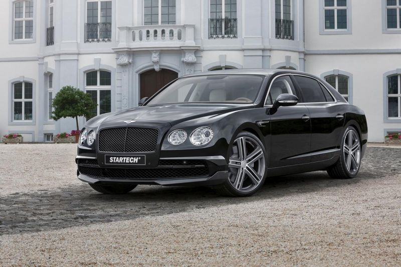st15aa131 Bentley Continental Flying Spur vom Tuner Startech
