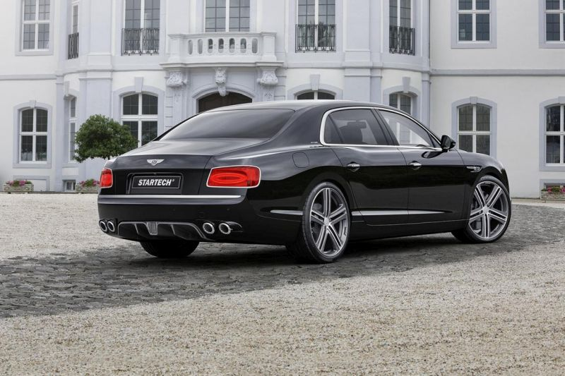 st15aa133 Bentley Continental Flying Spur vom Tuner Startech