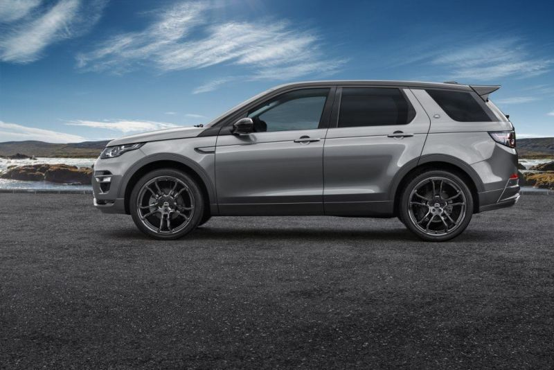 startech land rover discovery sport 1 Land Rover Discovery Sport vom Tuner Startech