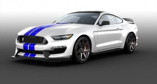 timthumb tuningshelby gt 350 1 310x165 Shelby GT350R Ford Mustang Cattle Barons Ball Edition
