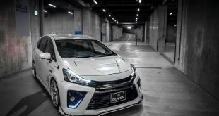 toyota prius g s tuned by rowen looks and sounds gallery 1 310x165 Toyota Prius CX   Bodykit von Rowen International
