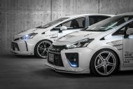 toyota prius g s tuned by rowen looks and sounds gallery 4 190x127 Toyota Prius CX   Bodykit von Rowen International