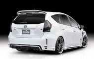 toyota prius g s tuned by rowen looks and sounds gallery 7 190x119 Toyota Prius CX   Bodykit von Rowen International