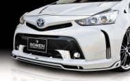 toyota prius g s tuned by rowen looks and sounds gallery 9 190x119 Toyota Prius CX   Bodykit von Rowen International