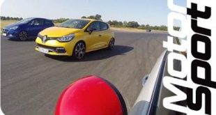 video dragerace mini jcw vs rena 310x165 Video: Dragerace   MINI JCW vs. Renault Clio RS Trophy vs. Opel Corsa OPC