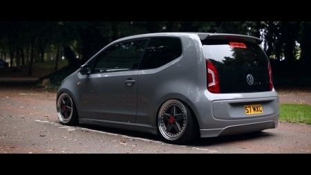 Video Extrem Tiefer Vw Up Von Scott Mcclure S