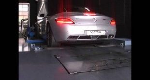 video hms performance sportauspu 310x165 Video: HMS Performance Sportauspuff am Mercedes SLS AMG