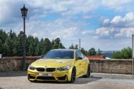 vos reveals its complete package for the bmw m4 11 190x127 BMW M4 F82 mit 550PS vom Tuner VOS Cars