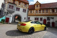 vos reveals its complete package for the bmw m4 12 190x127 BMW M4 F82 mit 550PS vom Tuner VOS Cars