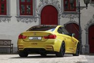 vos reveals its complete package for the bmw m4 13 190x127 BMW M4 F82 mit 550PS vom Tuner VOS Cars