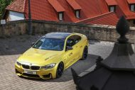 vos reveals its complete package for the bmw m4 3 190x127 BMW M4 F82 mit 550PS vom Tuner VOS Cars