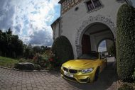 vos reveals its complete package for the bmw m4 8 190x127 BMW M4 F82 mit 550PS vom Tuner VOS Cars