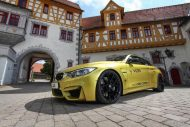 vos reveals its complete package for the bmw m4 9 190x127 BMW M4 F82 mit 550PS vom Tuner VOS Cars