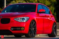 vossen 1 series cvt tuning wheels 11 190x127 Vossen Wheels CVT am neuen BMW 1er F20