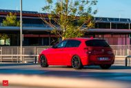 vossen 1 series cvt tuning wheels 4 190x127 Vossen Wheels CVT am neuen BMW 1er F20