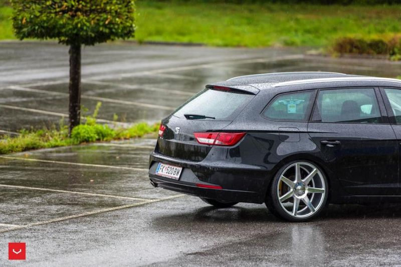 vossen seat leon st cupra tuning 7 magazin. Black Bedroom Furniture Sets. Home Design Ideas