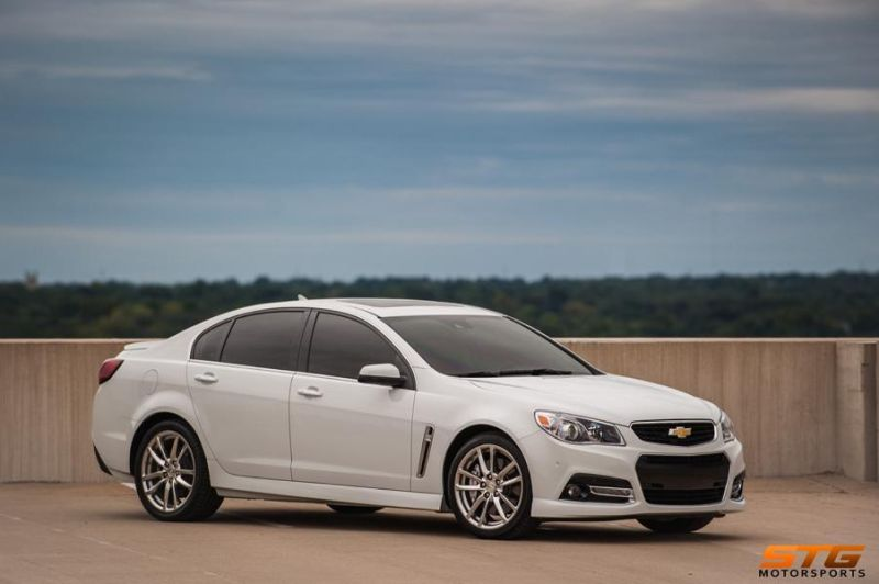 worlds fastest 2014 chevrole ss performance sedan 1 Chevrolet SS Limo   Tuning by STG Motorsports
