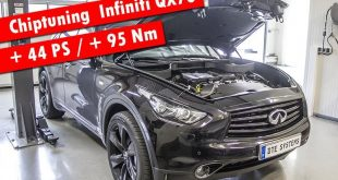 10006963 955932704461048 7140973066066651852 n 310x165 44PS & 95NM mehr im Infiniti QX70 by DTE Systems GmbH