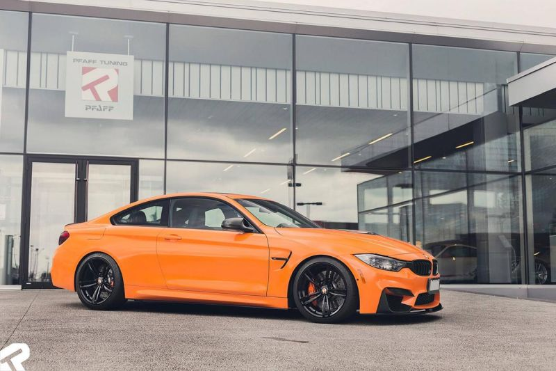 10473563 1189017197780392 7585164558226039960 o Schwarz & Orange   Pfaff Tuning tunt den BMW M4 F82
