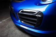 11064611 10153673353239110 8857362812741443663 o 190x127 Fotostory: Blaues Carbon am Techart Porsche 991