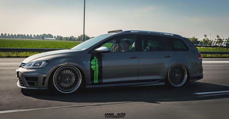 11218808 982210301836819 5111603961225245466 n VW Golf Mk7 R Variant Tuning by K custom