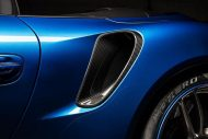 11222723 10153673353289110 4370035842758849762 o 190x127 Fotostory: Blaues Carbon am Techart Porsche 991