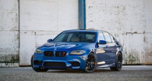 12028882 10153064250090997 88467475250791169 o 310x165 20 Zoll VMR V710 Wheels am BMW M5 F10 in Blau
