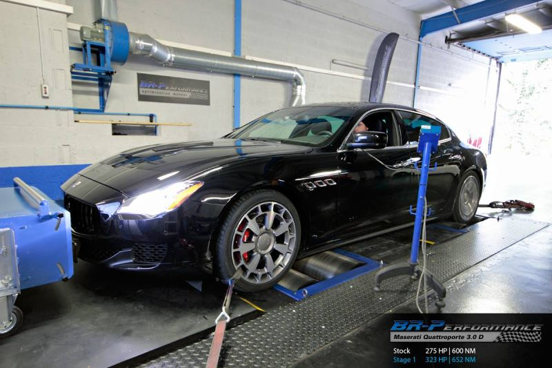 12032656 1034312086600214 118473574064346899 o 323PS & 652NM im Maserati Quattroporte 3.0 D by BR Performance