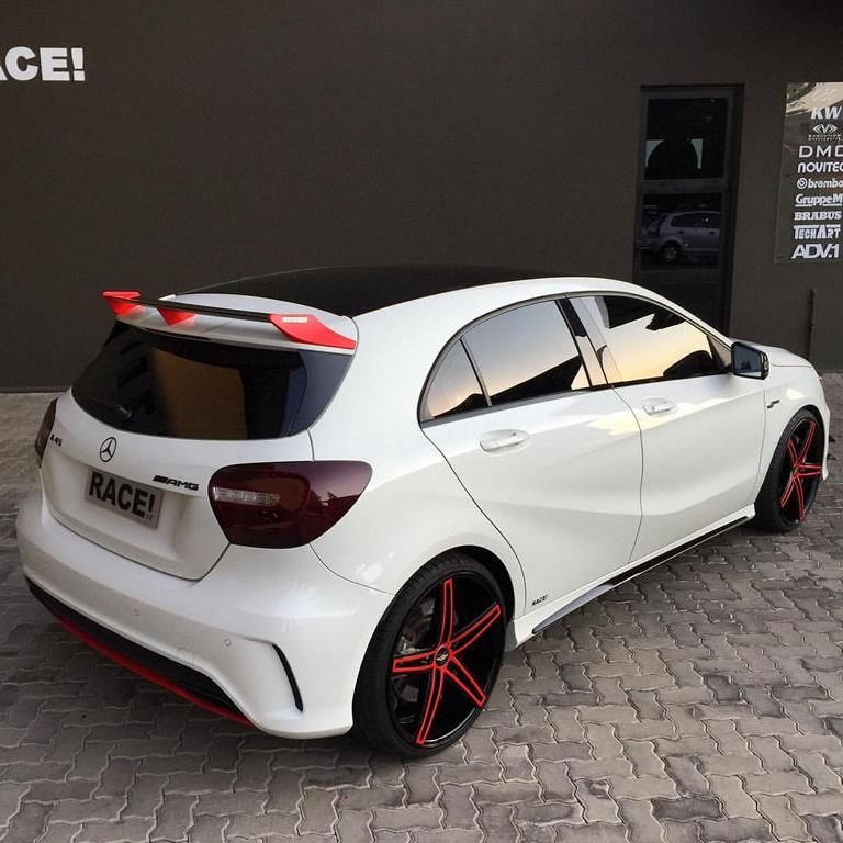 12045260 879943555375154 2382064159775146155 o Mercedes Benz A45 AMG by Race! South Africa