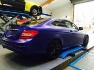 12052596 899517773435400 8831486276242620255 o 190x143 Mystique Blue Folierung am Mercedes Benz C Coupe
