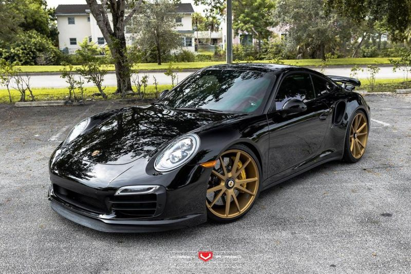 12068964 1219133094768961 7470120424700402625 o Vossen Wheels VPS 301 am Porsche 911 Turbo S