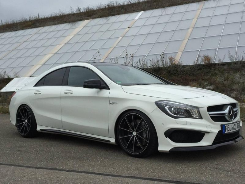 12079800 808988265878305 8013297486816613263 o Mercedes Benz CLA45 AMG by TVW Car Design