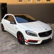 12087034 879943088708534 6876591047782200348 o 190x190 Mercedes Benz A45 AMG by Race! South Africa