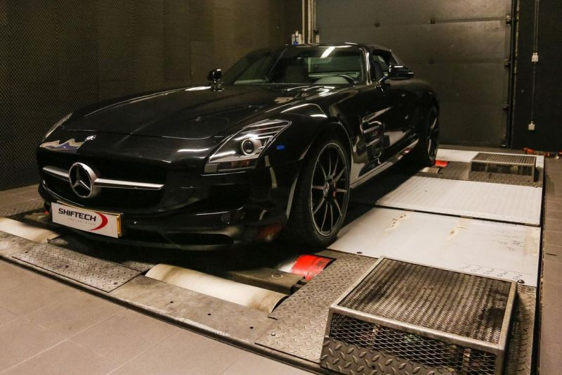 12087212 923682557667539 1036660515981318459 o Mercedes SLS AMG mit 584PS by ShifTech Luxembourg